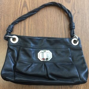 B. makowsky genuine leather handbag